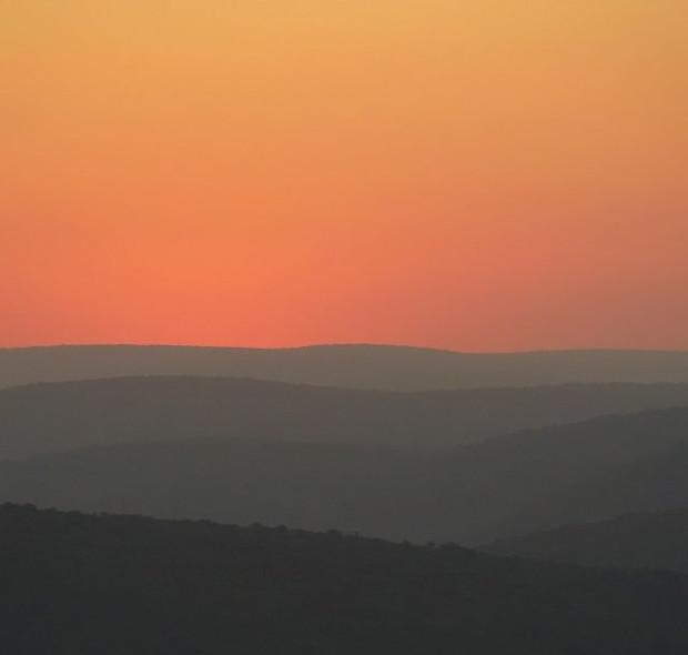 SunsetAtGFRR